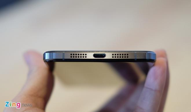 Mo hop OnePlus X RAM 3 GB, hai mat kinh, gia 4,9 trieu o VN hinh anh 7