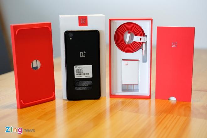 Mo hop OnePlus X RAM 3 GB, hai mat kinh, gia 4,9 trieu o VN hinh anh 3