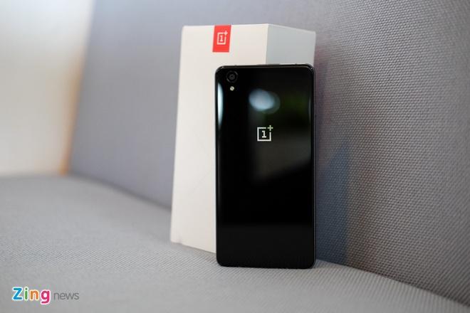 Mo hop OnePlus X RAM 3 GB, hai mat kinh, gia 4,9 trieu o VN hinh anh 6