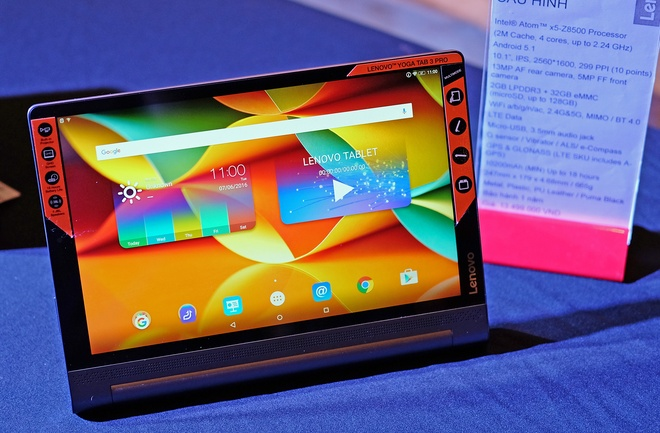Lenovo ra loat tablet gia tu 2,1 trieu dong o Viet Nam hinh anh