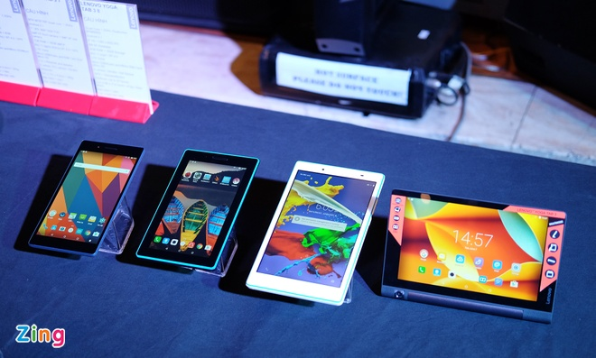 Lenovo ra loat tablet gia tu 2,1 trieu dong o Viet Nam hinh anh 2