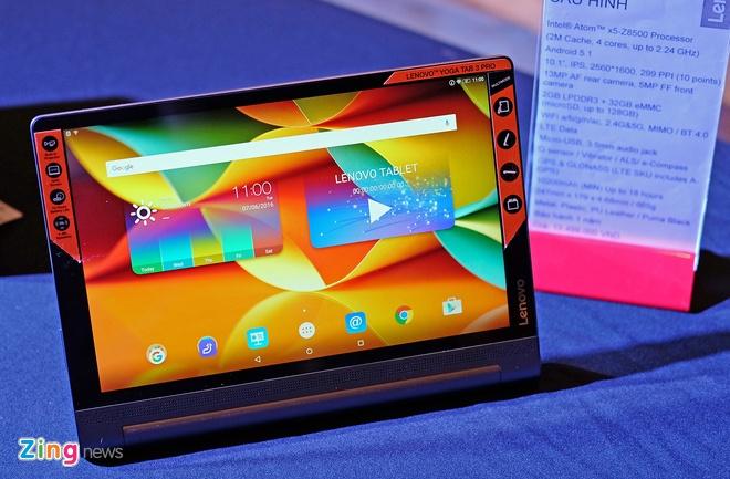 Lenovo ra loat tablet gia tu 2,1 trieu dong o Viet Nam hinh anh 1