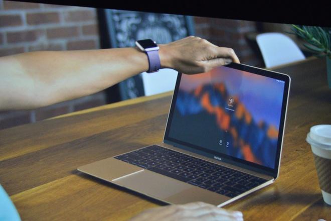 Apple ra mat macOS Sierra: Tu dong dang nhap, them Siri hinh anh