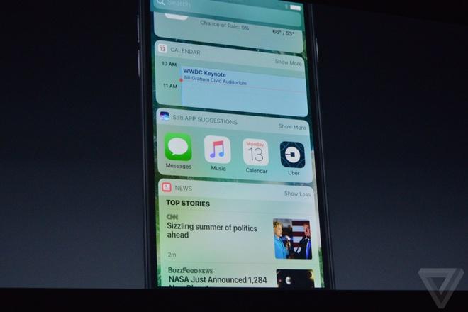 10 tinh nang moi tren iOS 10 hinh anh 2