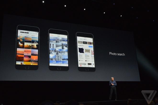 iOS 10 ra mat: Giao dien, tin nhan, hinh anh moi hinh anh