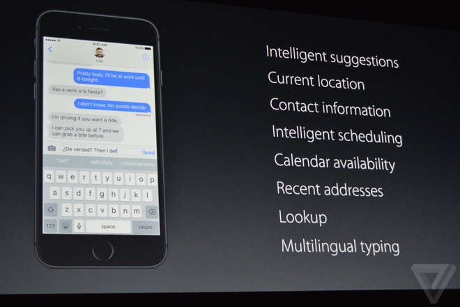 10 tinh nang moi tren iOS 10 hinh anh 4