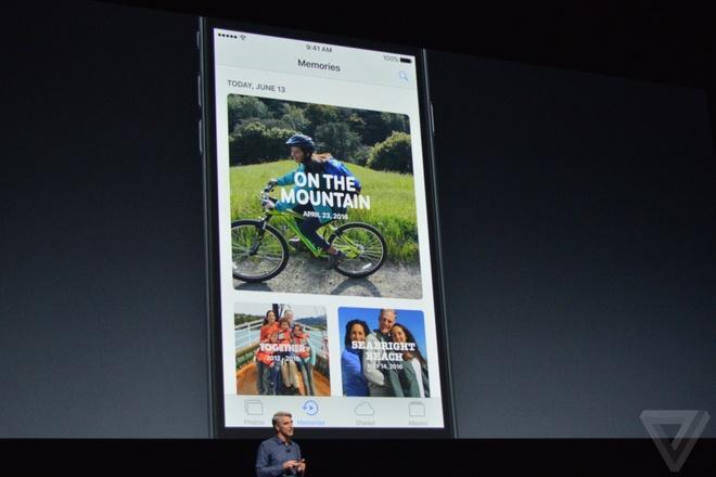 10 tinh nang moi tren iOS 10 hinh anh 5