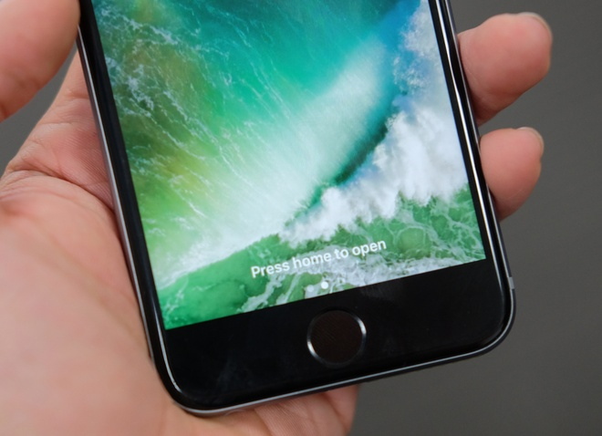 Nguoi dung Viet 'phat dien' vi cach mo khoa tren iOS 10 hinh anh