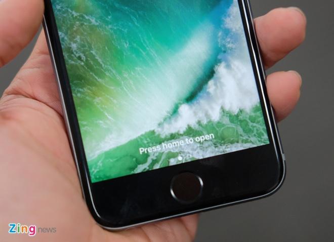 Nguoi dung Viet 'phat dien' vi cach mo khoa tren iOS 10 hinh anh 1