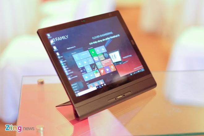 Lenovo trinh lang ThinkPad X1 Series da chuc nang o VN hinh anh 4