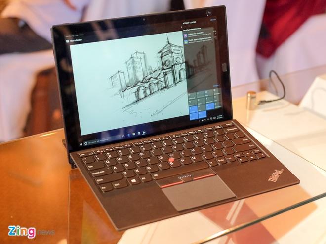 Lenovo trinh lang ThinkPad X1 Series da chuc nang o VN hinh anh 6