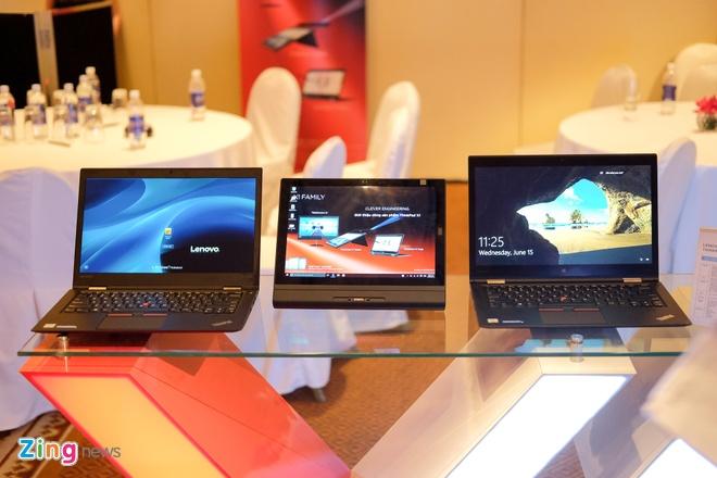 Lenovo trinh lang ThinkPad X1 Series da chuc nang o VN hinh anh 1