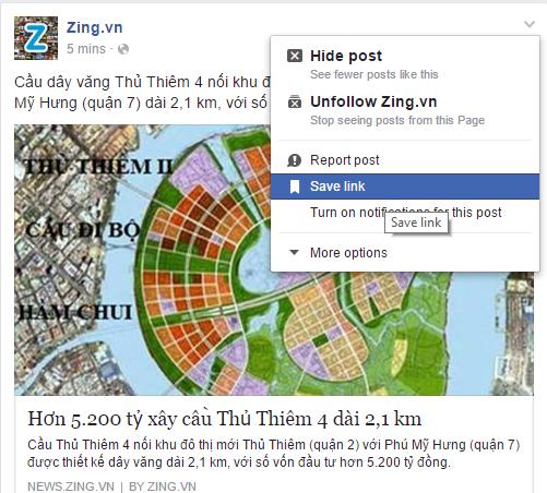 7 tinh nang hay cua Facebook co the ban chua biet hinh anh 3