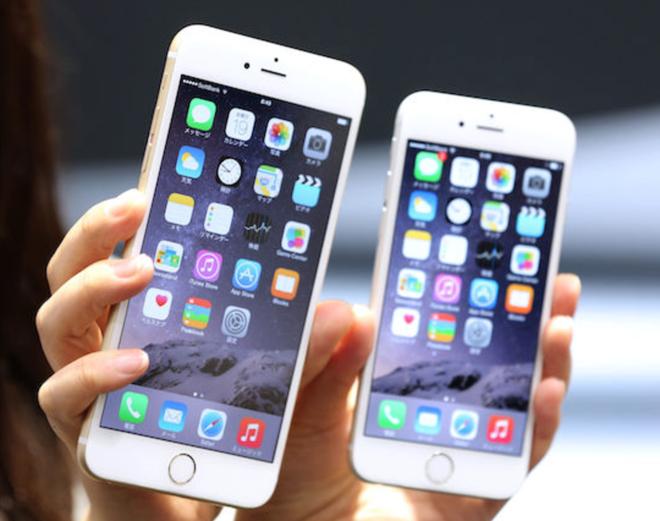 Apple bi buoc dung ban iPhone vi nhai dien thoai Trung Quoc hinh anh