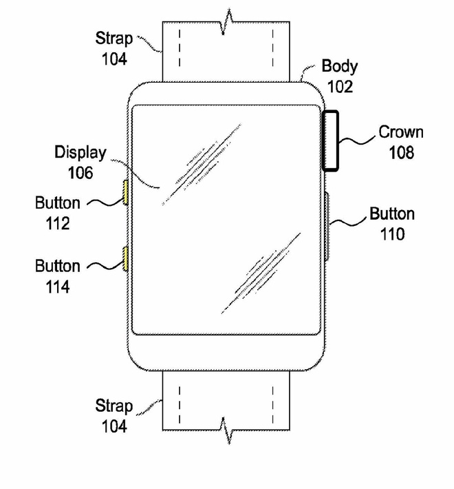 Apple Watch moi se co them camera hinh anh 2