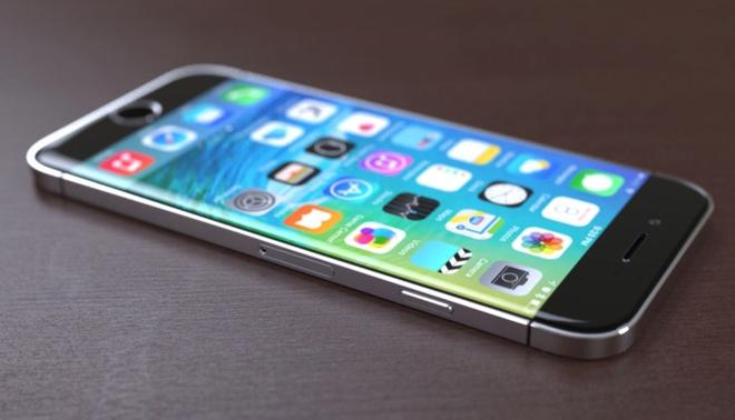 Apple dang o at san xuat iPhone 7 man hinh OLED, camera kep hinh anh