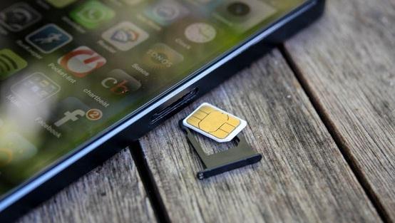 Apple SIM ho tro Lao, Cambodia va 138 nuoc tru Viet Nam hinh anh