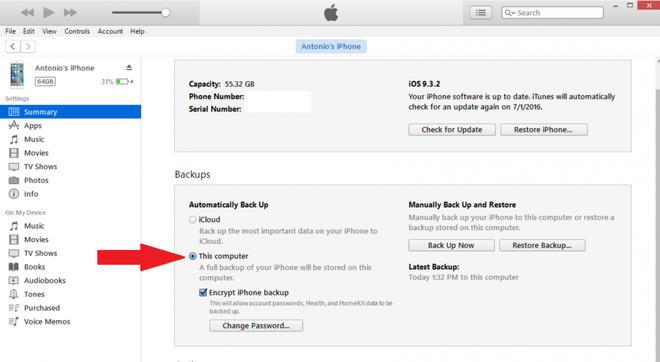 Meo don gian giup tang 5 GB bo nho trong cho iPhone hinh anh 2