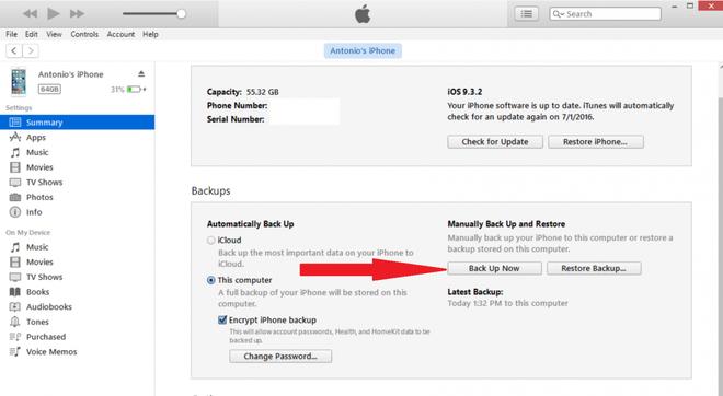 Meo don gian giup tang 5 GB bo nho trong cho iPhone hinh anh 4