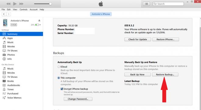 Meo don gian giup tang 5 GB bo nho trong cho iPhone hinh anh 5
