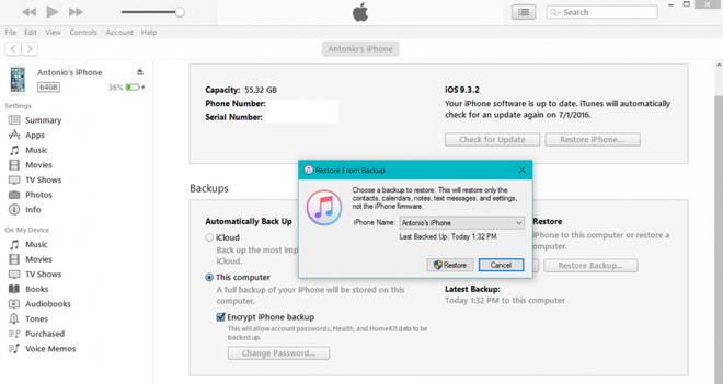 Meo don gian giup tang 5 GB bo nho trong cho iPhone hinh anh 7