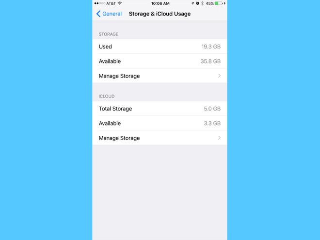 Meo don gian giup tang 5 GB bo nho trong cho iPhone hinh anh 9