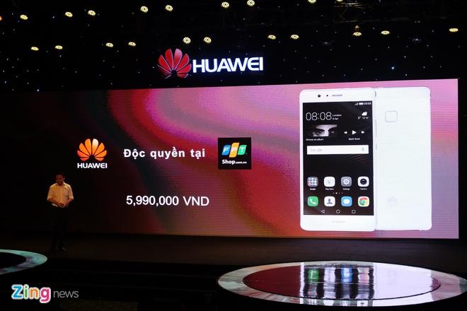 Huawei P9 ra mat tai Viet Nam, gia 11 trieu dong hinh anh 8