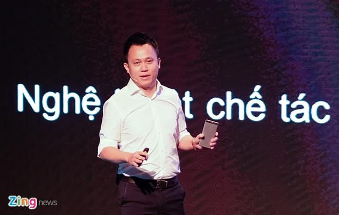 Huawei P9 ra mat tai Viet Nam, gia 11 trieu dong hinh anh 2