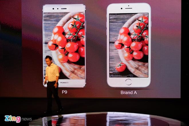 Huawei P9 ra mat tai Viet Nam, gia 11 trieu dong hinh anh 3