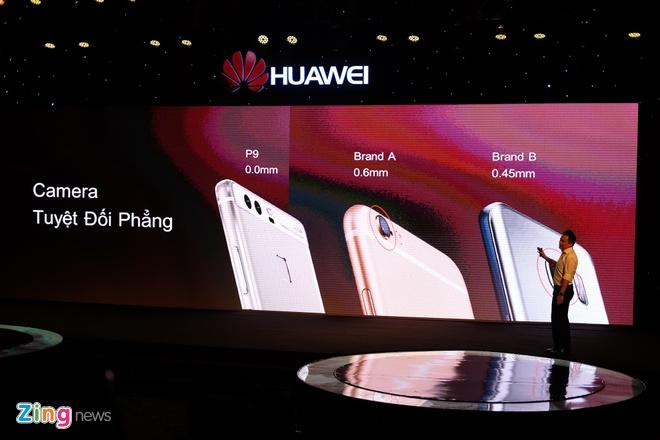 Huawei P9 ra mat tai Viet Nam, gia 11 trieu dong hinh anh 5