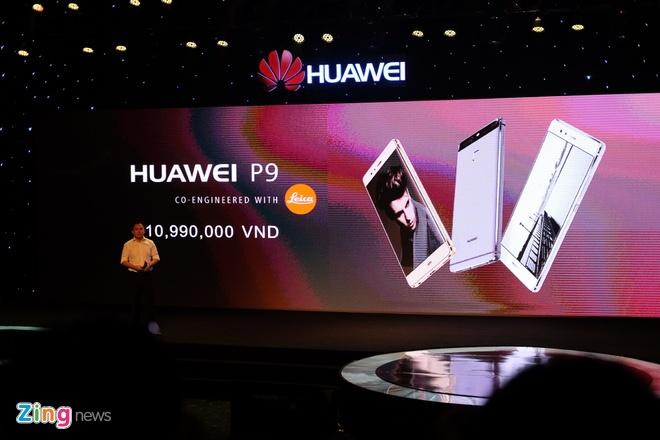 Huawei P9 ra mat tai Viet Nam, gia 11 trieu dong hinh anh 6