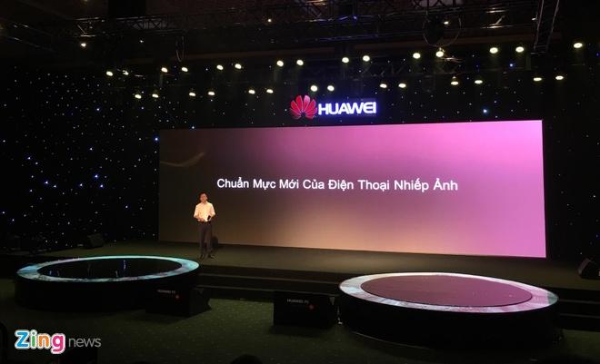 Huawei P9 ra mat tai Viet Nam, gia 11 trieu dong hinh anh 1