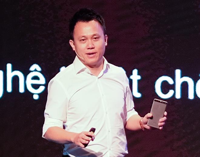 Huawei P9 ra mat tai Viet Nam, gia 11 trieu dong hinh anh