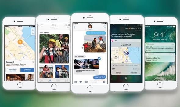 Tai iOS 10 Public Beta anh 1