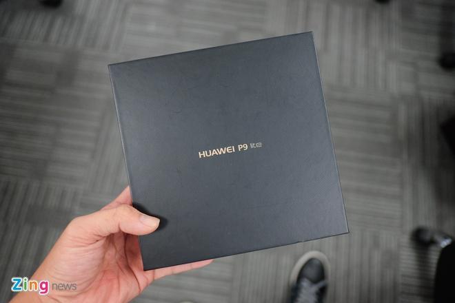 Mo hop Huawei P9 Lite gia 5,9 trieu vua len ke hinh anh 1