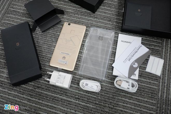 Mo hop Huawei P9 Lite gia 5,9 trieu vua len ke hinh anh 2