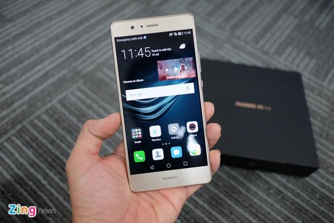 Mo hop Huawei P9 Lite gia 5,9 trieu vua len ke hinh anh