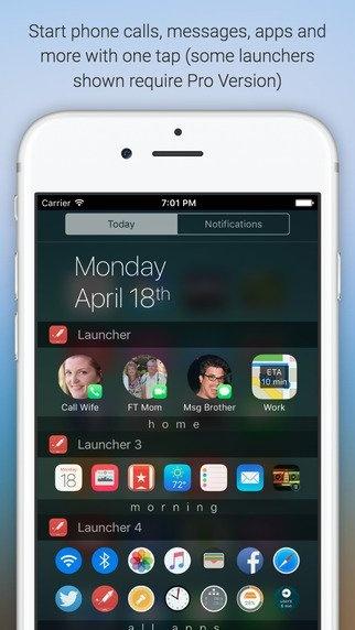 6 widget nen cai tren man hinh khoa iPhone hinh anh 1