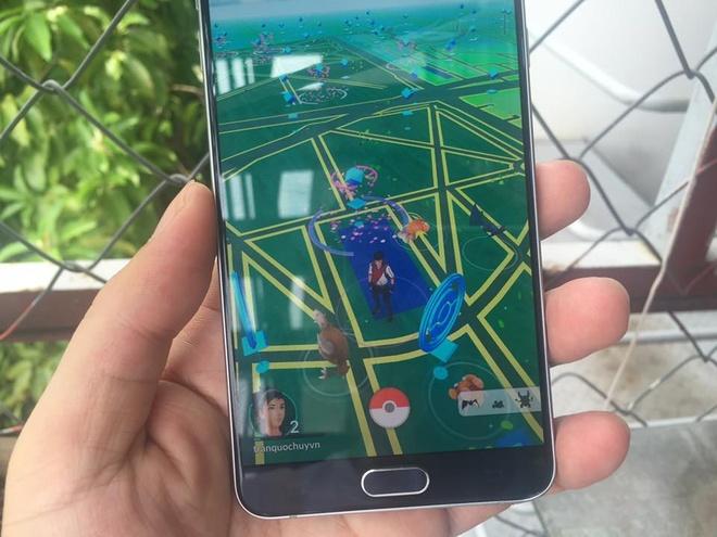 Choi thu Pokemon Go ban hack o Viet Nam hinh anh