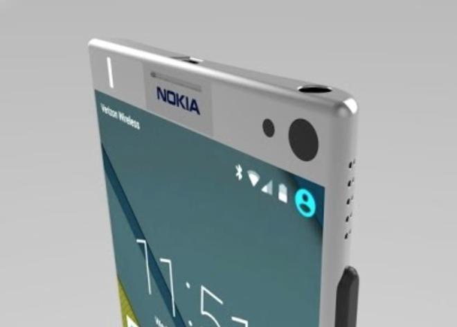 Nokia sap ra 2 di dong Android voi man hinh 2K, chong nuoc hinh anh