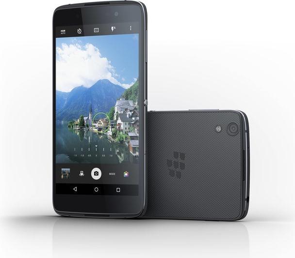 BlackBerry ra mat smartphone 'bao mat nhat the gioi' hinh anh 1