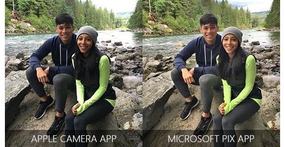 Microsoft ra ung dung camera cho iPhone tot hon Apple hinh anh 1