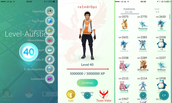 Game thu manh nhat trong Pokemon Go anh 1