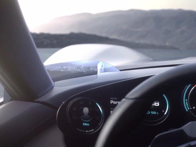 Porsche san xuat xe dien canh tranh Tesla hinh anh 8