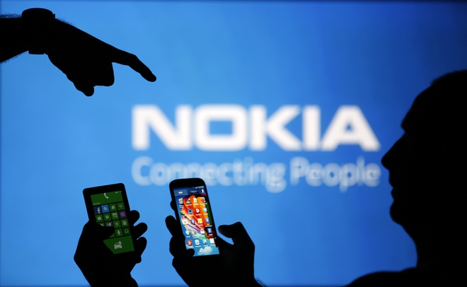 Nokia tro lai VN vao cuoi nam voi hai dien thoai moi hinh anh