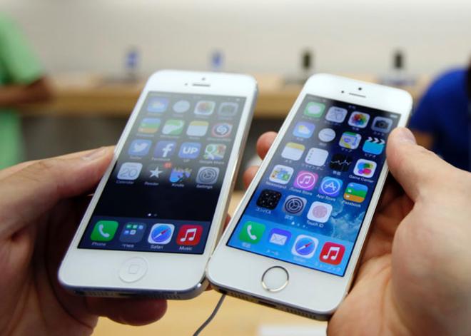 iPhone 5S van ban chay hon bat ky bom tan nao o VN hinh anh