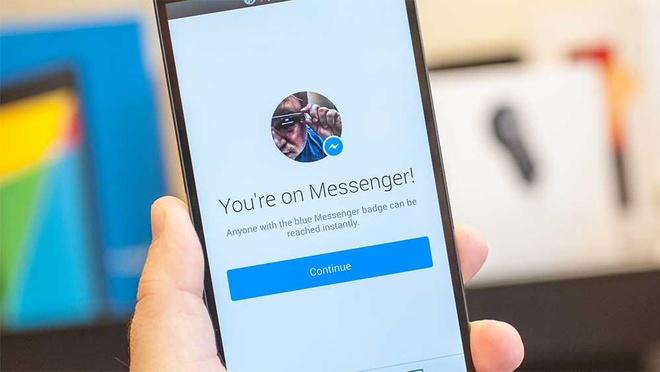 Facebook Messenger sap co tin nhan tu huy hinh anh