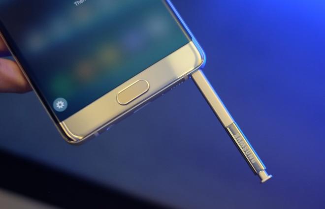 Anh Samsung Galaxy Note 7 sap ban o Viet Nam hinh anh 10