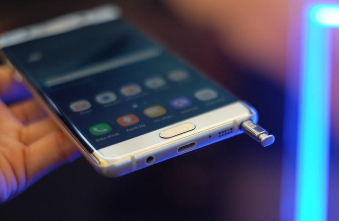 Anh Samsung Galaxy Note 7 sap ban o Viet Nam hinh anh 9