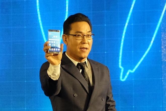 Samsung tu tin voi Galaxy Note 7 hinh anh